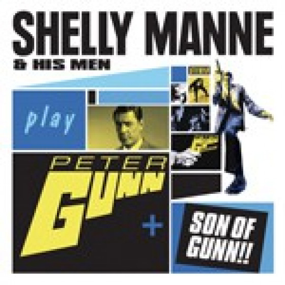 Play Peter Gunn + Son of Gunn (2 LPs on 1 CD)