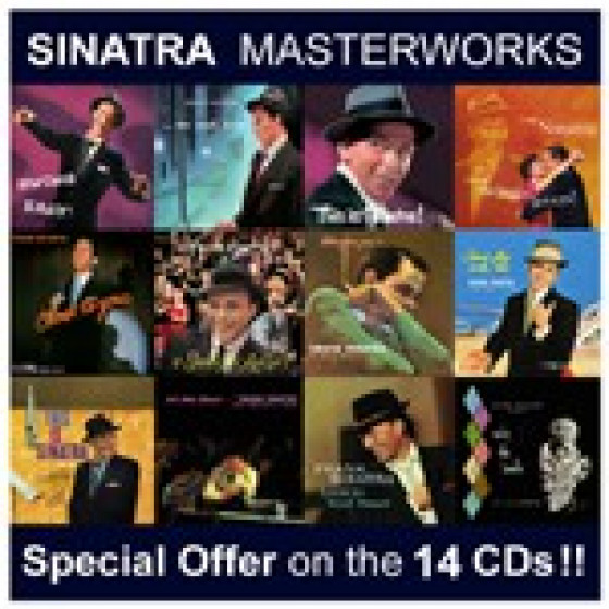 The Complete Frank Sinatra Masterworks (14-CD Collection)