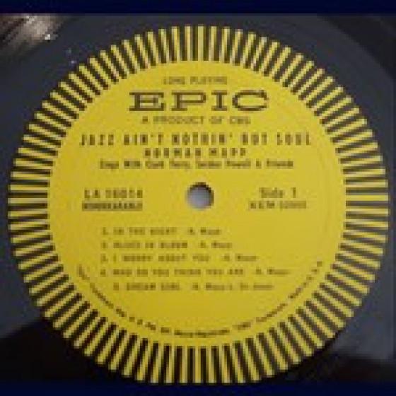Epic LP BA17014