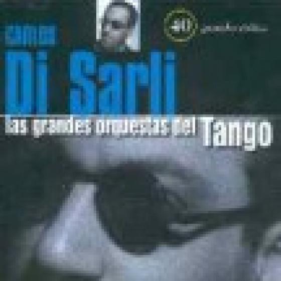 Las Grandes Orquestas del Tango: Orquesta Carlos Di Sarli - 2 Cds
