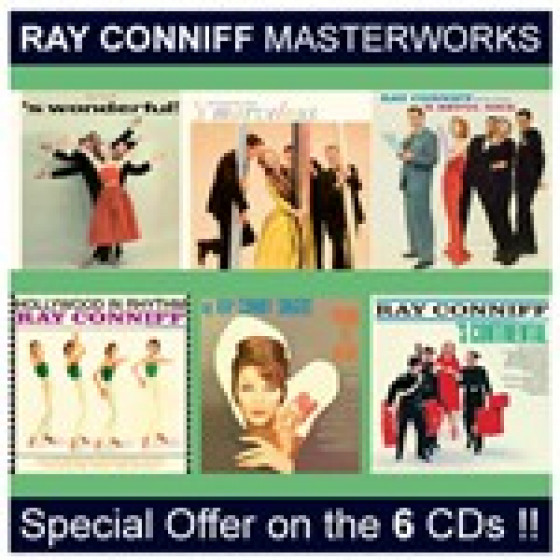 The Ray Conniff Masterworks (6-CD Collection)