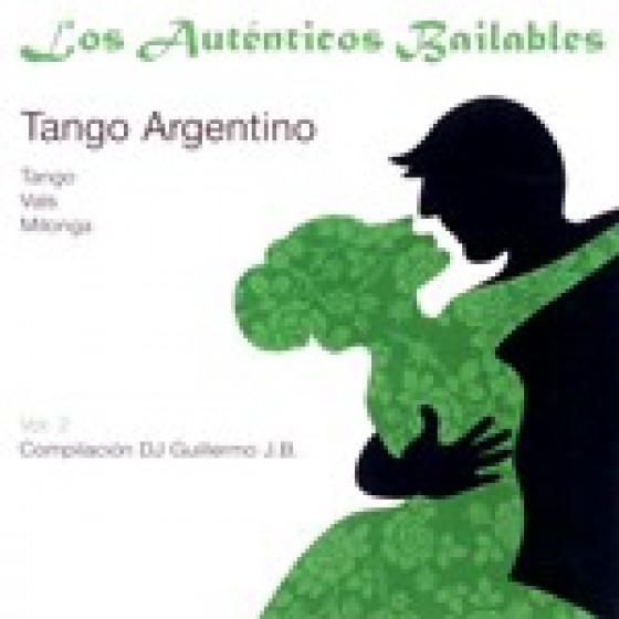Los Auténticos Bailables - Tango Argentino, Vol. 2