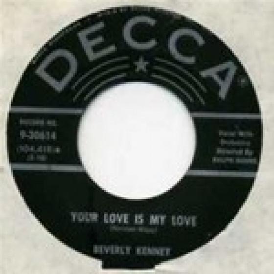 Decca 9-30614