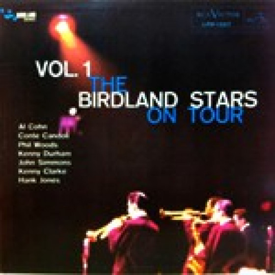 Birdland Stars On Tour, Vol. 1 (Vinyl)