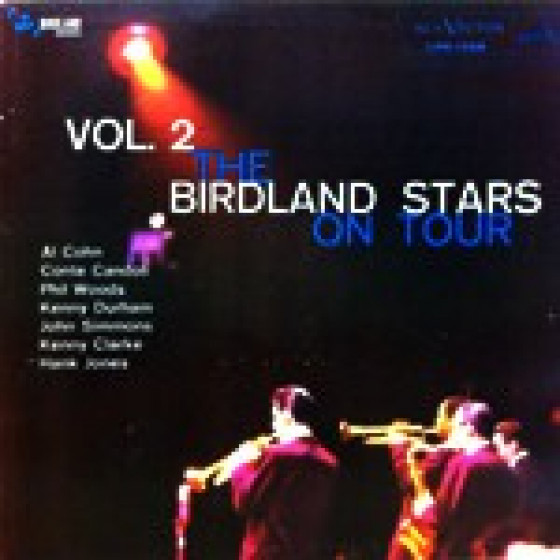 Birdland Stars On Tour, Vol. 2 (Vinyl)