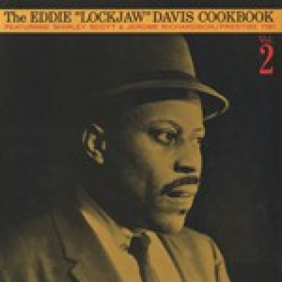 The Eddie 'Lockjaw' Davis Cookbook, Vol. 2 (Vinyl)