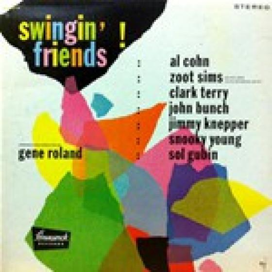 Swingin' Friends (Vinyl)