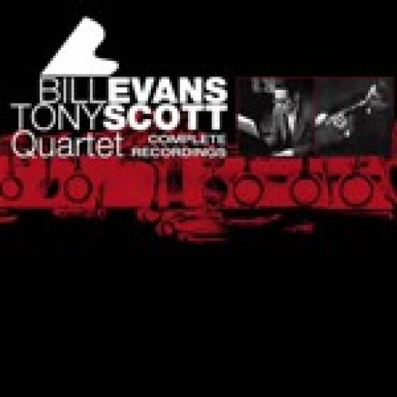 Bill Evans Tony Scott Quartet - Complete Recordings (2-CD Set)