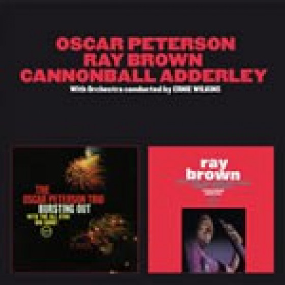 Bursting Out + Ray Brown with the All-Star Big Band (2 LPs on 1 CD)
