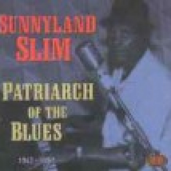 Patriarch Of The Blues