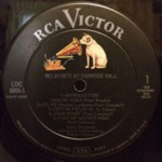 RCA Victor LSO 6006