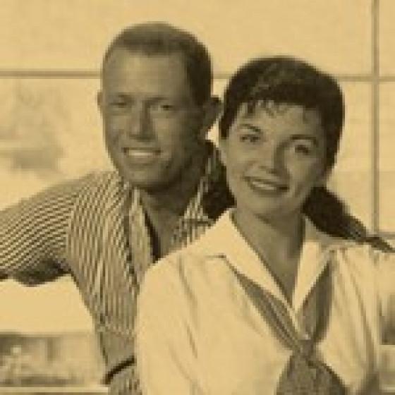 Paul Smith & Annette Warren