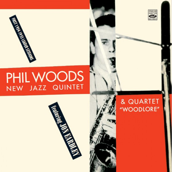 New Jazz Quintet & Quartet (2 10-inch + 1 LP on 1 CD)