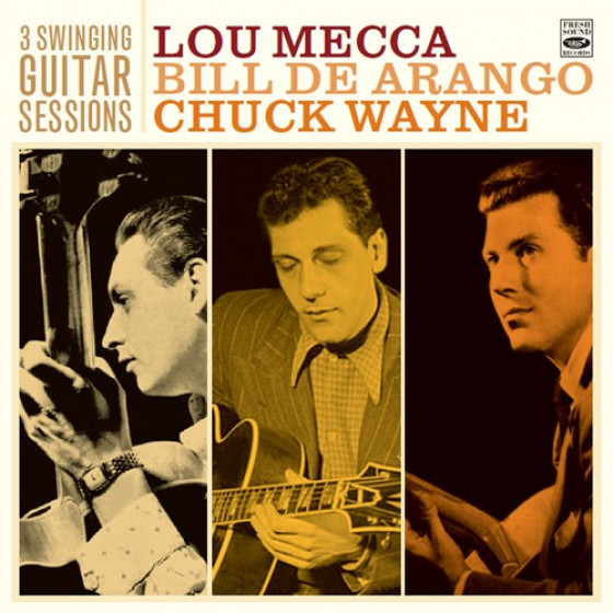 3 Swinging Guitar Sessions (3 10'' en 1 CD)