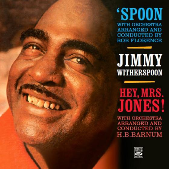 Spoon + Hey, Mrs. Jones (2 LPs on 1 CD)