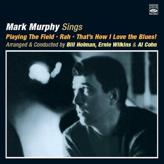 Mark Murphy Sings (3 LPs on 2 CDs) + Bonus Tracks