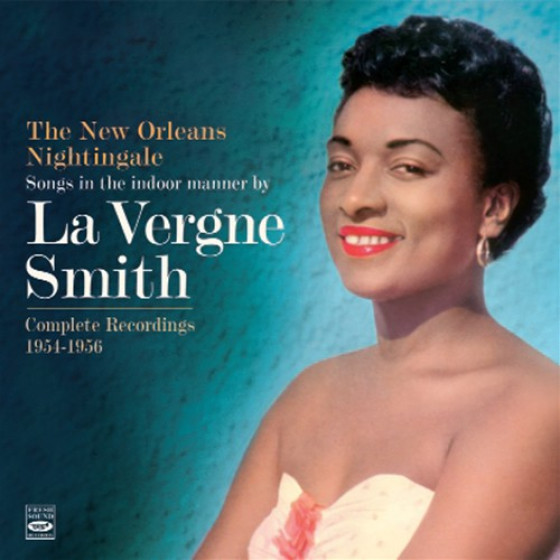 The New Orleans Nightingale - Complete Recordings 1954-1956 (3 LPs on 2 CDs)