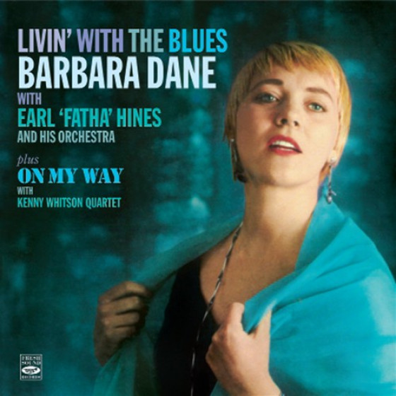 Livin' with the Blues + On My Way (2 LPs on 1 CD)