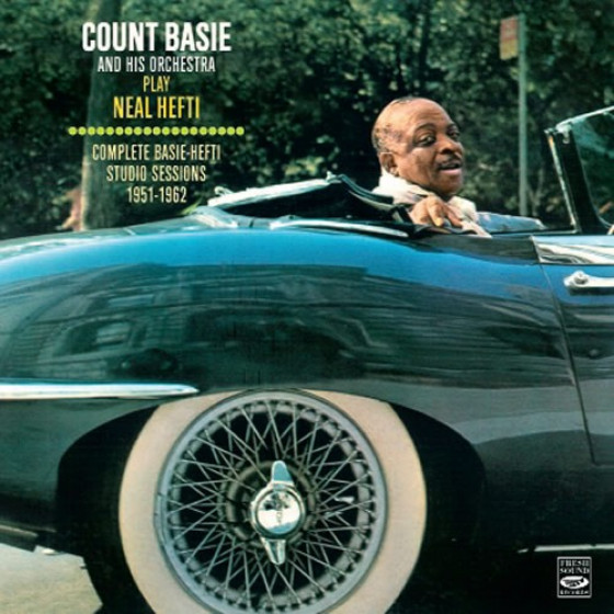 Complete Basie-Hefti Studio Sessions 1951-1962 (2-CD Set)