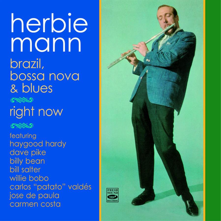 Herbie Mann Brazil Bossa Nova Blues
