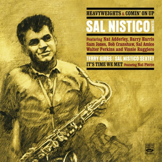 Sal Nistico Quintets (3 LPs on 2 CDs)