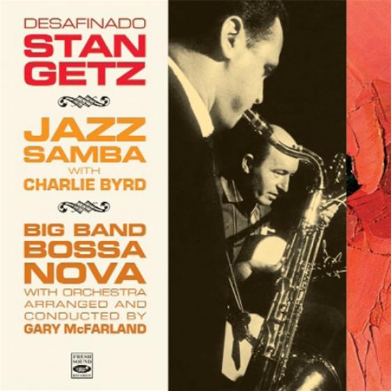 Desafinado: Jazz Samba & Big Band Bossa Nova (2 LPs on 1 CD)