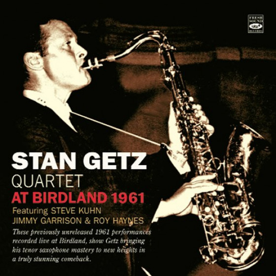 At Birdland 1961 (Previously Unreleased)