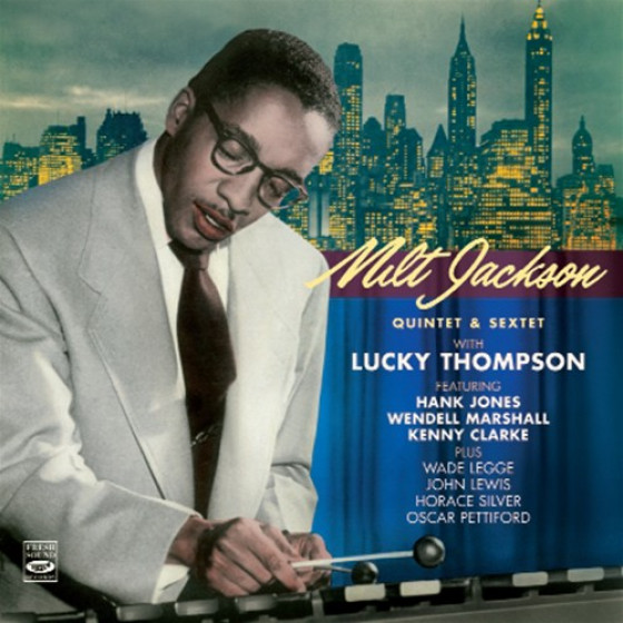 Quintet & Sextet, with Lucky Thompson (2 CDs)