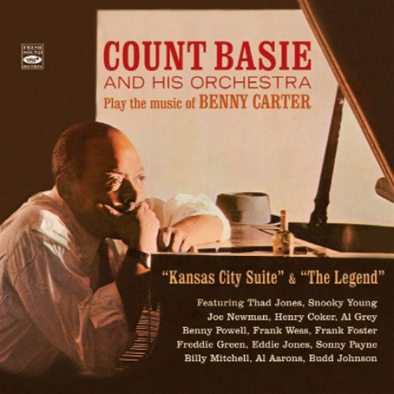 Count Basie & His Orchestra Play The Music Of Benny Carter (2 LPs on 1 CD)