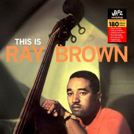 This is Ray Brown (audiophile 180gr. Hq Vinyl)