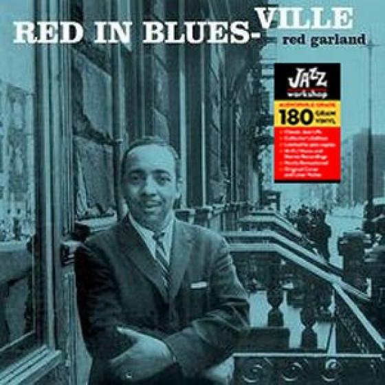 Red in Blues-Ville (audiophile 180gr. Hq Vinyl)