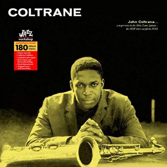 Coltrane (Audiophile 180gr. Hq Vinyl)