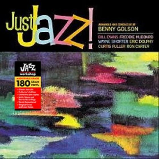 Just Jazz (Audiophile 180gr. Hq Vinyl)