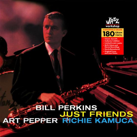 Just Friends (Audiophile 180gr. HQ Vinyl)