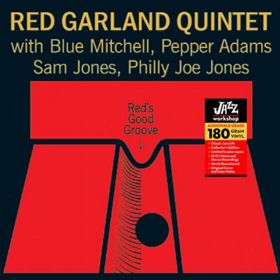 Red's Good Groove (Audiophile 180gr. HQ Vinyl)