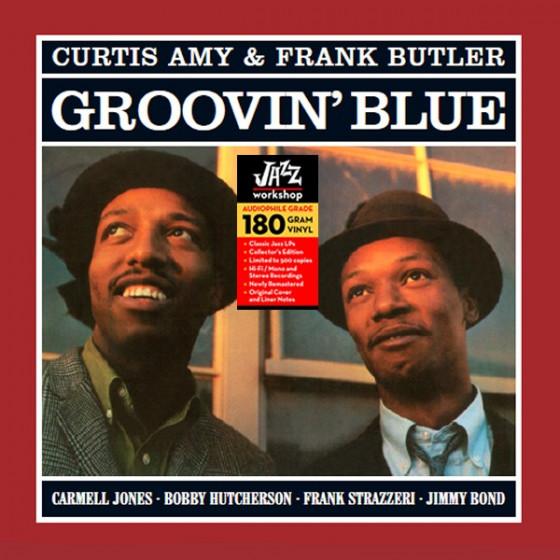 Groovin' Blue (Audiophile 180gr. Hq Vinyl)