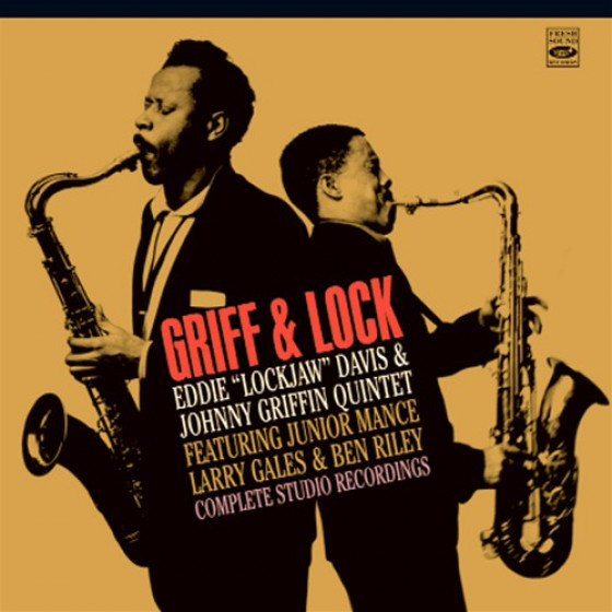 Griff & Lock - Complete Studio Recordings 1960-1961 (3 LPs on 2 CDs)