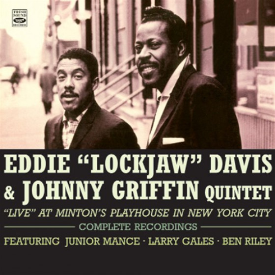 Live At Minton's Playhouse in New York City - Complete Recordings (4 LPs on 2 CDs)