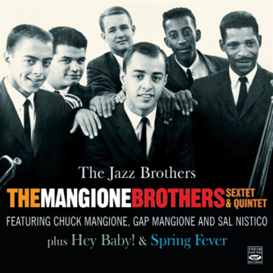 The Jazz Brothers: Complete Sextet & Quintet Recordings (3 LPs on 2 CDs)