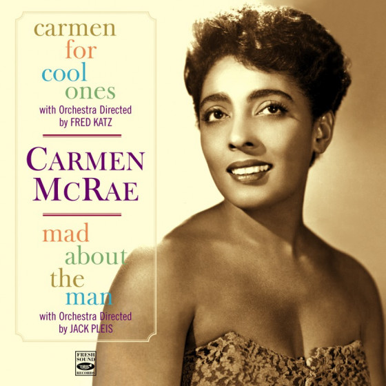 Carmen For Cool Ones + Mad About The Man (2 LPs on 1 CD)