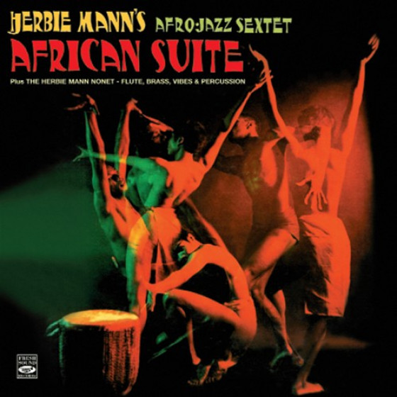 African Suite + Flute, Brass, Vibes and Percussion (2 LPs on 1 CD)