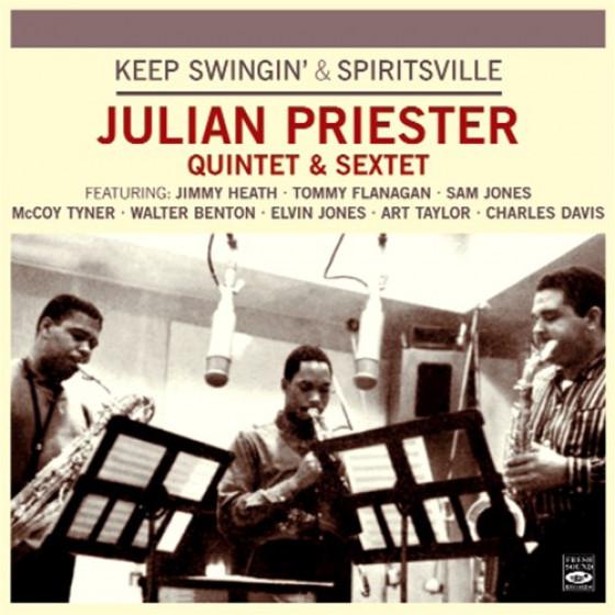 Keep Swingin' & Spiritsville (2 LPs on 1 CD)