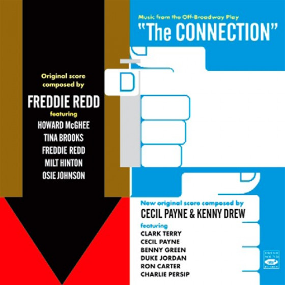 Music From The Off-Broadway Play 'The Connection' (2 LPs on 1 CD)
