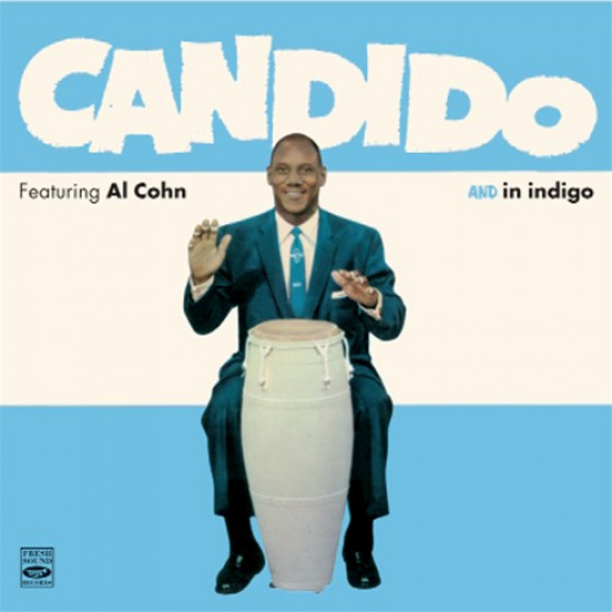 Featuring Al Cohn + Candido In Indigo (2 LPs on 1 CD)