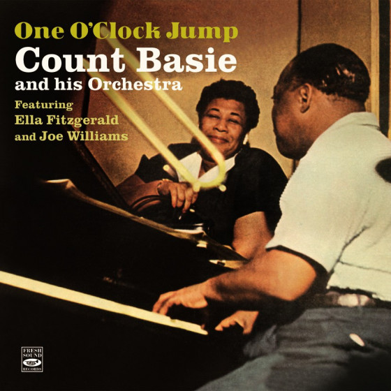 One O'Clock Jump, feat. Ella Fitzgerald & Joe Williams