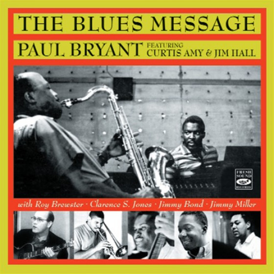 The Blues Message (2 LPs on 1 CD)