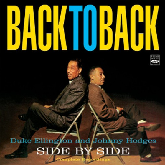 Back to Back, with Duke Ellington (2 LPs on 1 CD)