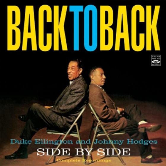 Back to Back, with Duke Ellington (2 LPs on 1 CD)
