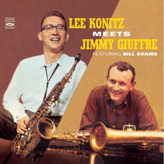 Lee Konitz Meets Jimmy Giuffre (2 LPs on 1 CD)