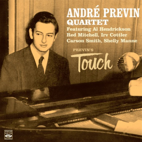 Previn's Touch (2 LPs on 1 CD)